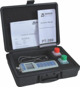 BOECO Portable PH/ORP/TEMP Meter Model PT-380
